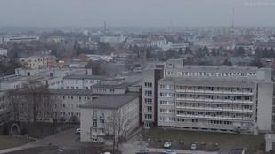 Minden harmadik koronavírusos beteg meghal a dunaszerdahelyi kórházban