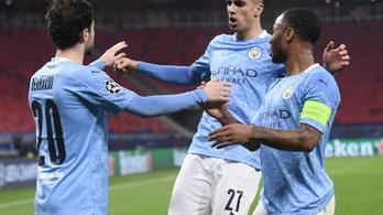 Zsinórban 19! A Puskás Arénában is győzött a Manchester City
