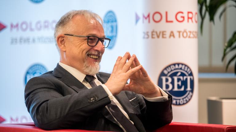 Hernádi Zsolt: Az egész régió sikere a Mol sikertörténete
