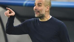 Guardiola: A sikerünk titka? Rengeteg pénzünk van sztárokat venni!