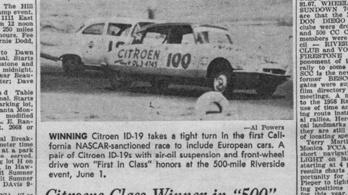 Nahát, a Citroën is nyert Nascar versenyt