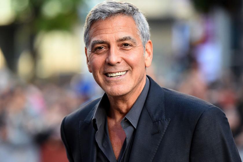 George Clooney mindent megtesz 3 éves ikreiért: Amal csak egyetlen feladattól tiltotta el