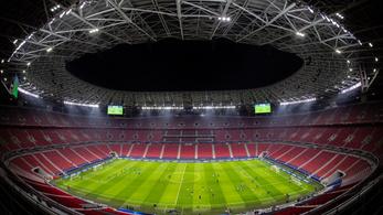Várhatók még komoly nemzetközi mérkőzések a Puskás Arénában