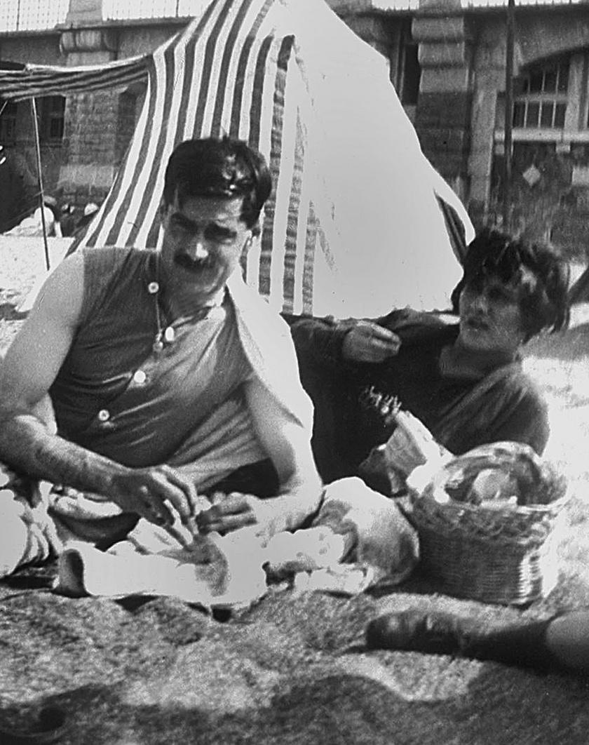 Boy Capel és Coco Chanel.