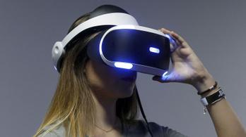 A Sony új VR-sisakot jelentett be a PS5-höz