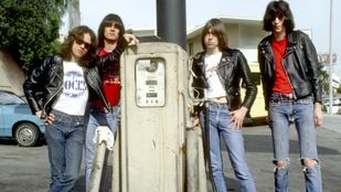 Miért lett Ramones a legendás punkzenekar neve?