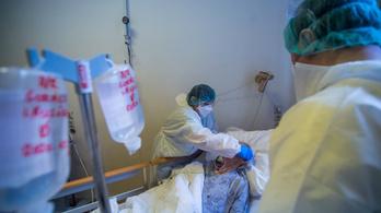 Balassagyarmaton is berobbant a fertőzés, 68 beteg fekszik kórházban