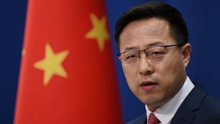 Peking: Soha nem köteleztünk végbélnyílásból vett mintavételre amerikai diplomatákat