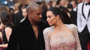 Kanye West megpróbált eladni pár ékszert, amiket még Kim Kardashiannek vett
