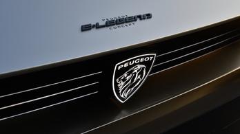 Ez a Peugeot új logója