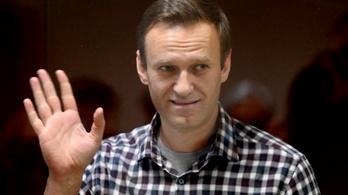 Ügyvédjei sem tudják, hol van Navalnij