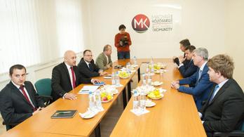 Épülőben az MKP és a Most-Híd közös pártja
