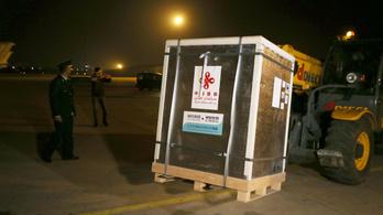 Vakcinadiplomácia Algériában: érkezett 200 ezer adag Sinopharm
