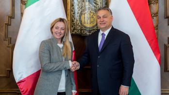 Orbán Viktor együttműködést szorgalmaz az Olasz Testvérekkel