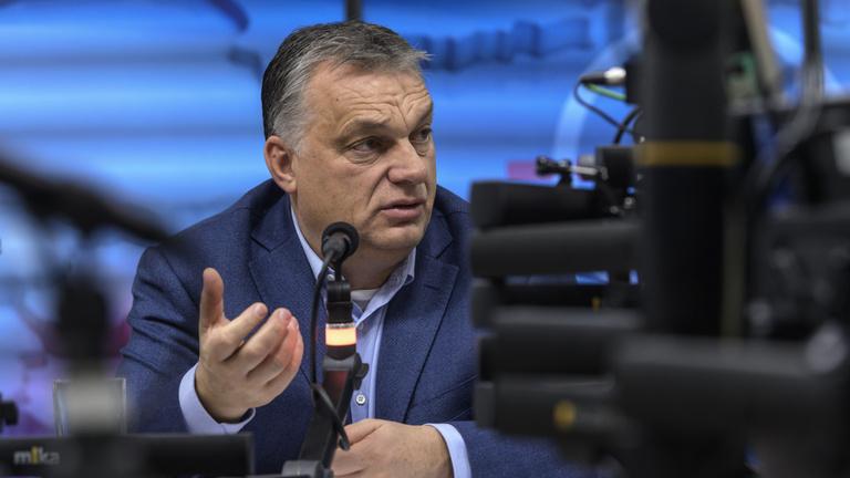 Orbán Viktor: Emelt szintű készültséget rendeltem el