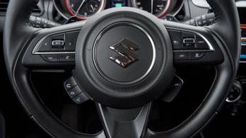A Suzuki is többet költ majd fejlesztésre
