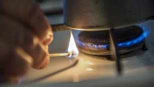 A leghidegebb napon 62 millió köbméterrel apadt a hazai gázkészlet