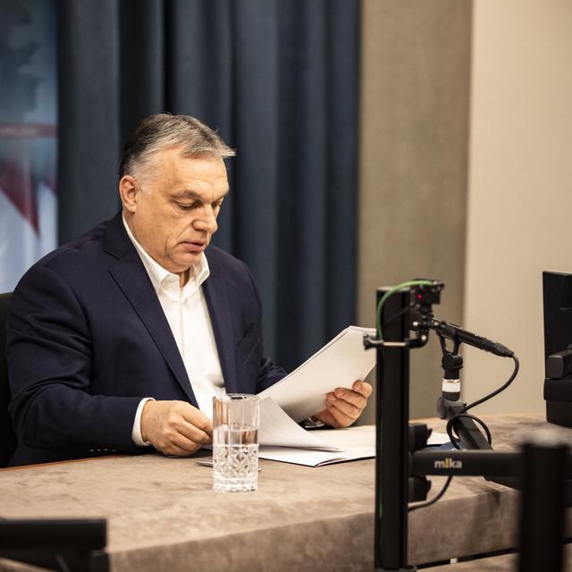 Orbán Viktor újabb szigorításokat helyezett kilátásba a koronavírus-járvány miatt