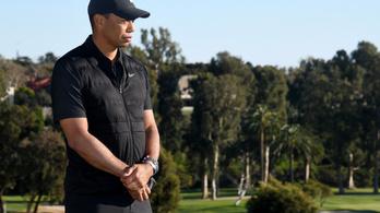Tiger Woodsot másik kórházba szállították