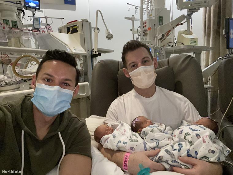 Jake és Sean nagyon megdöbbentek, amikor megtudták, hogy háromszoros apukák lettek, de természetesen nagyon örülnek a gyermekeiknek, akiket szerető és támogató környezetben nevelnek majd fel