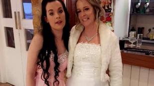 A 44 éves anyjáért hagyta ott terhes barátnőjét egy brit férfi