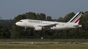 Márciustól újraindítja Budapest-Párizs járatait az Air France