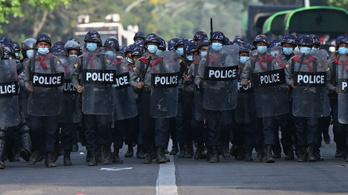 Megsemmisítették a novemberi választás eredményét Mianmarban