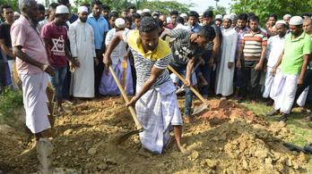 Újra temetkezhetnek a muzulmánok Srí Lankán