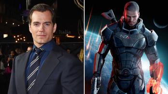 Henry Cavill lenne a főszereplője egy készülő Mass Effect-adaptációnak?