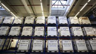 Németországnak több mint egymillió beadatlan vakcinája van