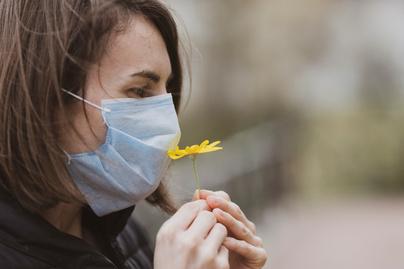 koronavírus szaglás