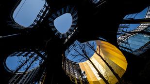 Időkapszulát helyeztek el a városligetben épülő Magyar Zene Házában