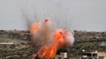 Az amerikaiak előre figyelmeztették az orosz katonákat a szíriai légicsapásra