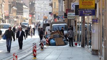 Horvátországban visszaállítják a 14 napos karanténkötelezettséget