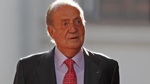Milliós adótartozását törlesztette a volt spanyol király