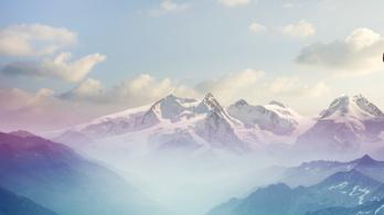 Korábban olvad a hó az Alpokban a klímaváltozás miatt