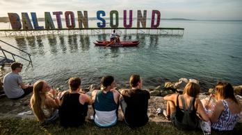 Lefoglalták a helyszínt a Balaton Soundra
