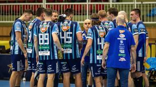 Játék nélkül kapott két pontot a Szeged a kézi-BL-ben