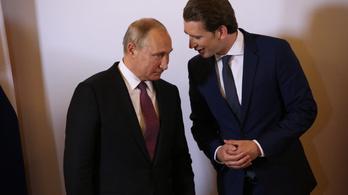 Putyin és az osztrák kancellár egyeztetett az orosz vakcina gyártásáról