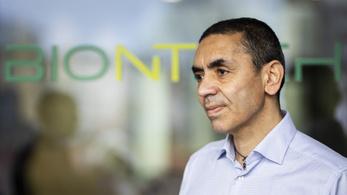 A BioNTech vezérigazgatója szerint valószínűleg kétévente kell majd emlékeztető oltás