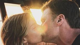Gisele Bündchen és Tom Brady 12. házassági évfordulójukat ünnepelték