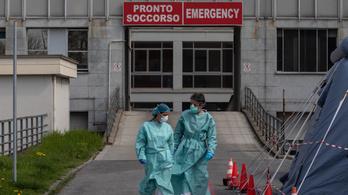 Több mint két és fél millió áldozatot követelt a koronavírus