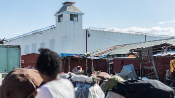 A legveszélyesebb bűnözőt sem találták a haiti börtönben