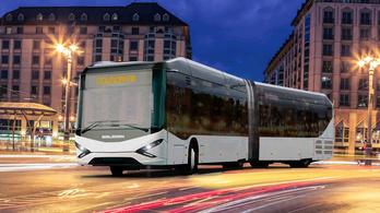 Ilyen lesz az első magyar hidrogénbusz