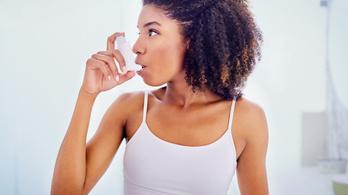Kevésbé kapják el a koronavírust az asztmások
