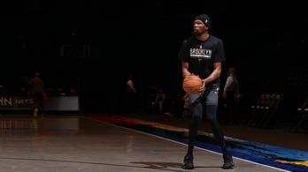 Kapitány lett volna, de kihagyja az All Star-gálát Kevin Durant