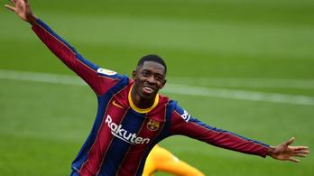 Meglepő hőse volt a Barcelonának a rangadón