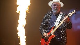 Eladja legendás gitárját az Omega zenésze