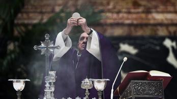 Ferenc pápának pszichológus segített félelmei leküzdésében
