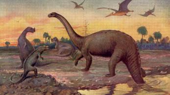 Eldőlt, hogy meteorbecsapódás végzett a dinókkal